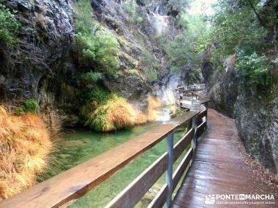 Cazorla - Río Borosa - Guadalquivir; monasterio de piedra las alpujarras monasterio de piedra zarag